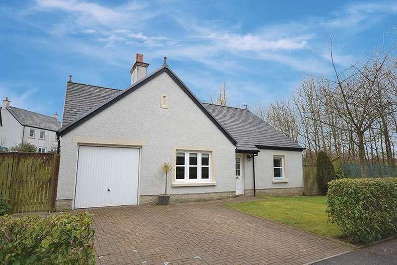 3 Bedrooms Detached Bungalow for sale in 11 Townend Brae, Symington, KA1 5RX