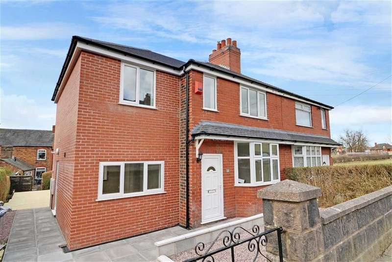 3 Bedrooms Semi Detached House for sale in Dickens Street, Bucknall, Stoke-on-Trent