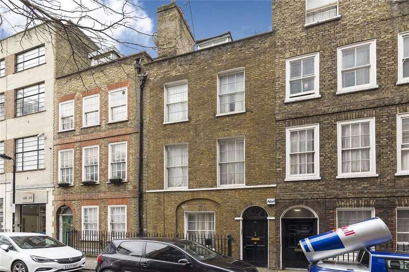 4 Bedrooms House for sale in Old Gloucester Street, WC1N