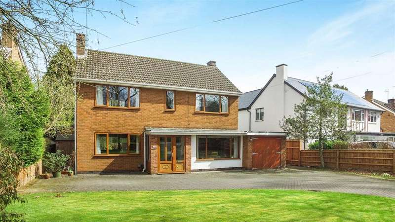 3 Bedrooms Detached House for sale in Park Road, Leamington Spa