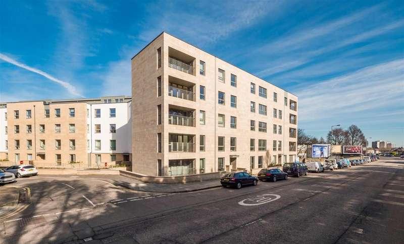 2 Bedrooms Flat for sale in Plot 46, Marionville Road, Edinburgh