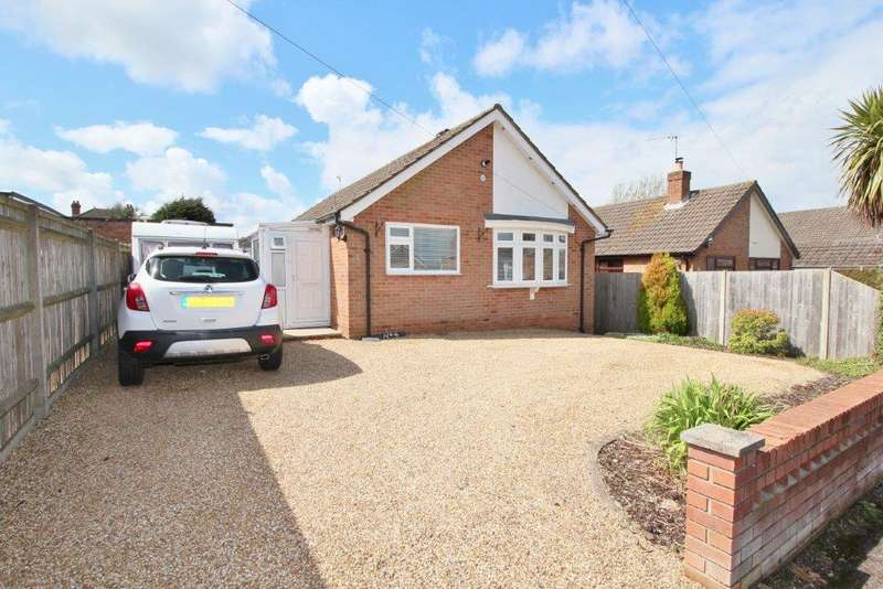 3 Bedrooms Bungalow for sale in Longridge Road, Hedge End SO30