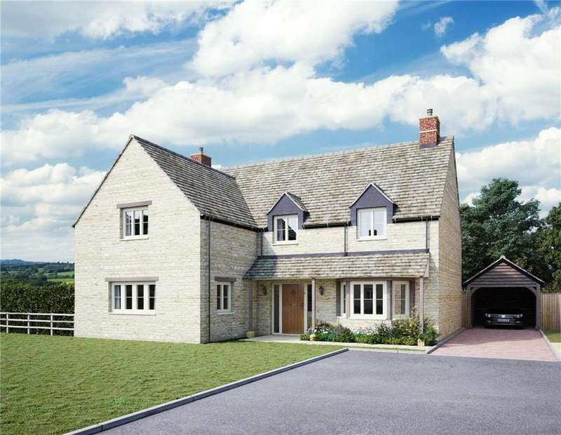 5 Bedrooms Detached House for sale in Tanners Lane, Burford, Oxfordshire, OX18