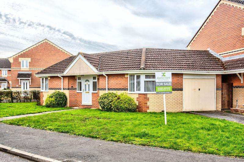 1 Bedroom Terraced Bungalow for sale in Blackthorn Court, Soham