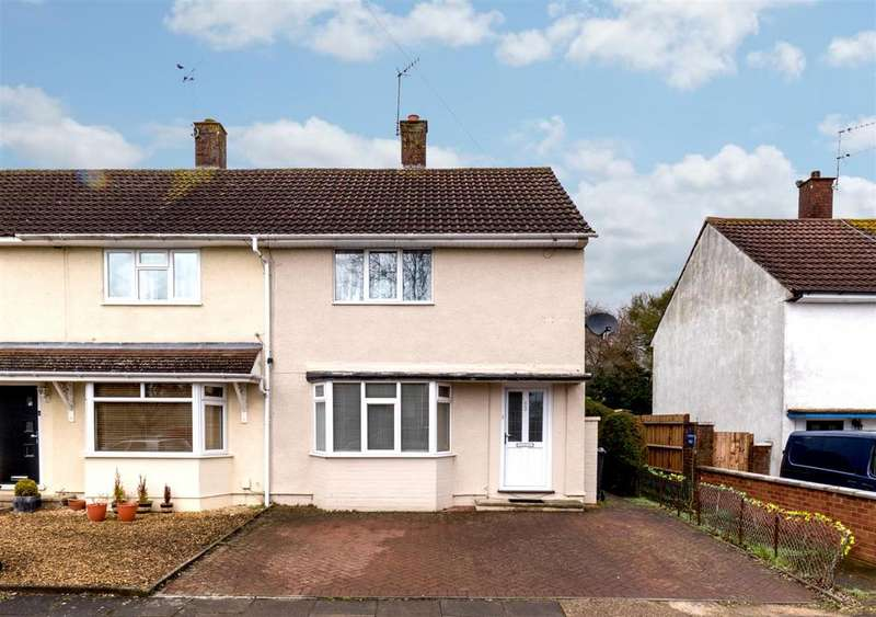 2 Bedrooms Semi Detached House for sale in Middle Hill, Chaulden, Hemel Hempstead