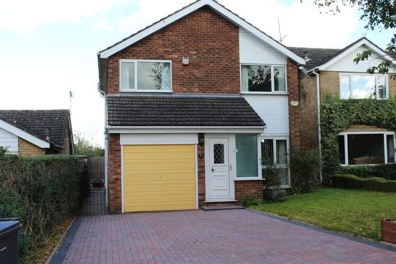 3 Bedrooms Detached House for sale in Willowfield Avenue, Nettleham