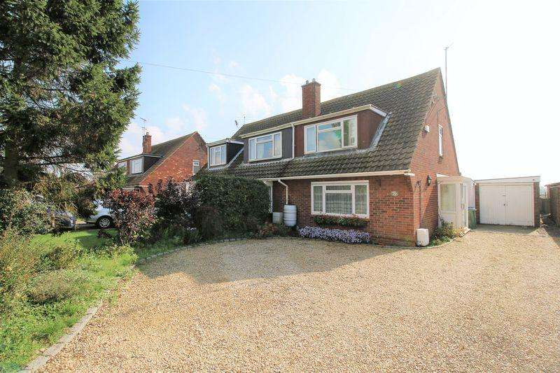 2 Bedrooms Semi Detached House for sale in Haddenham