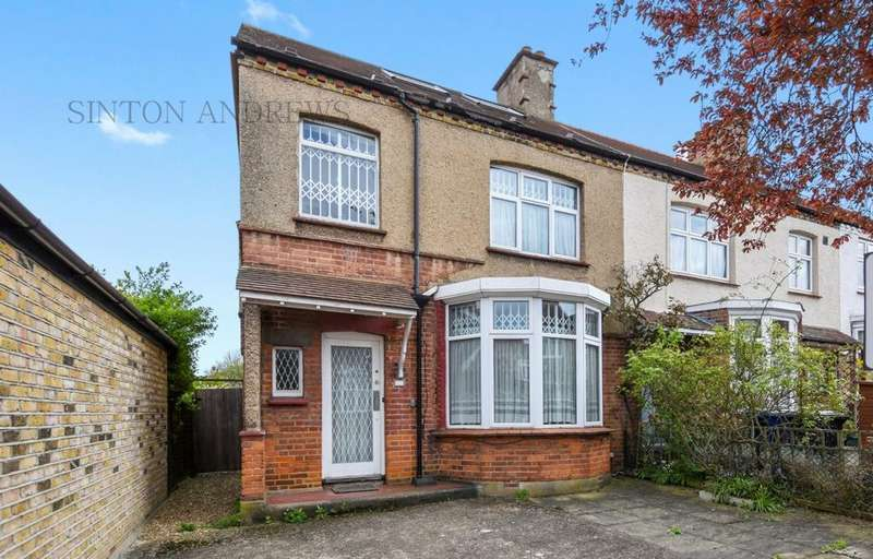 4 Bedrooms Semi Detached House for sale in Harrow View Road, Ealing, W5