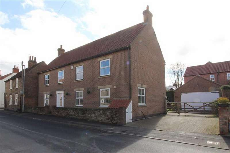5 Bedrooms Detached House for sale in Church Street, North Cave, North Cave, HU15