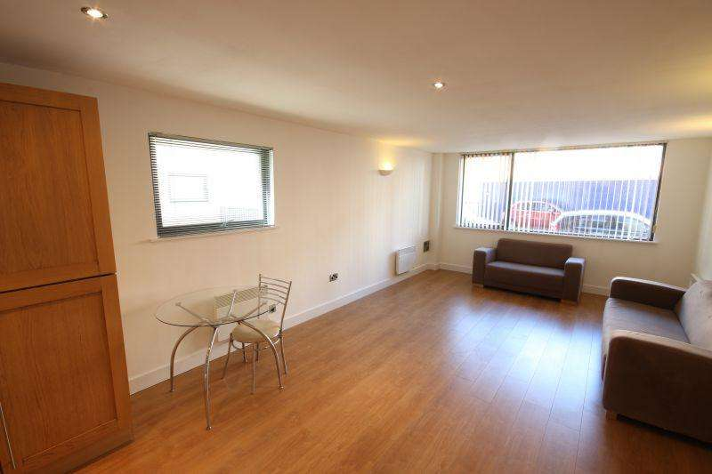 1 Bedroom Apartment Flat for sale in Advent House, Issac Way, Piccadilly