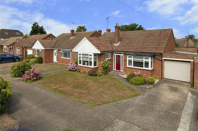 2 Bedrooms Detached Bungalow for sale in Sea View Road, Herne Bay, Kent