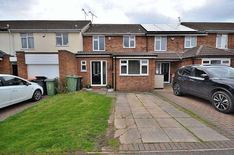 3 Bedrooms Terraced House for sale in Linwood Grove, Leighton Buzzard