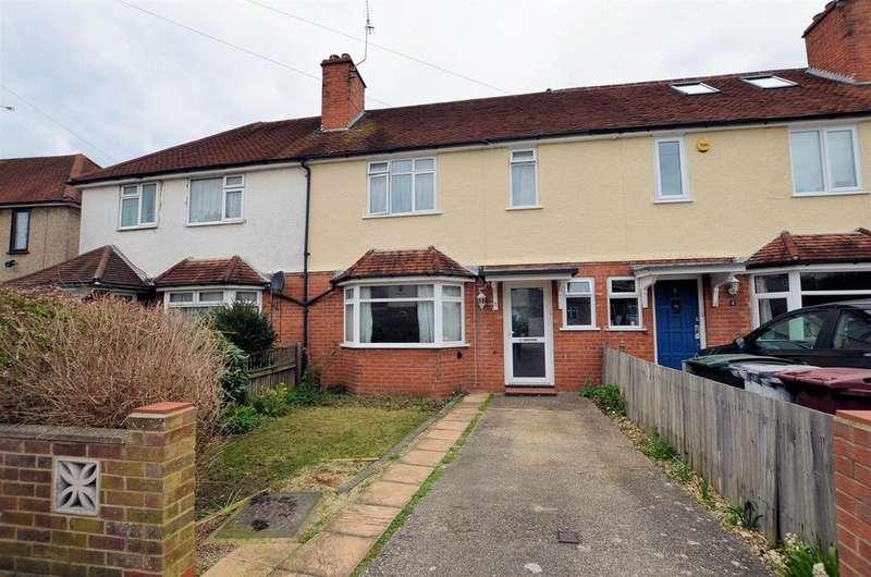 3 Bedrooms Terraced House for sale in Bramble Crescent, Tilehurst, Reading