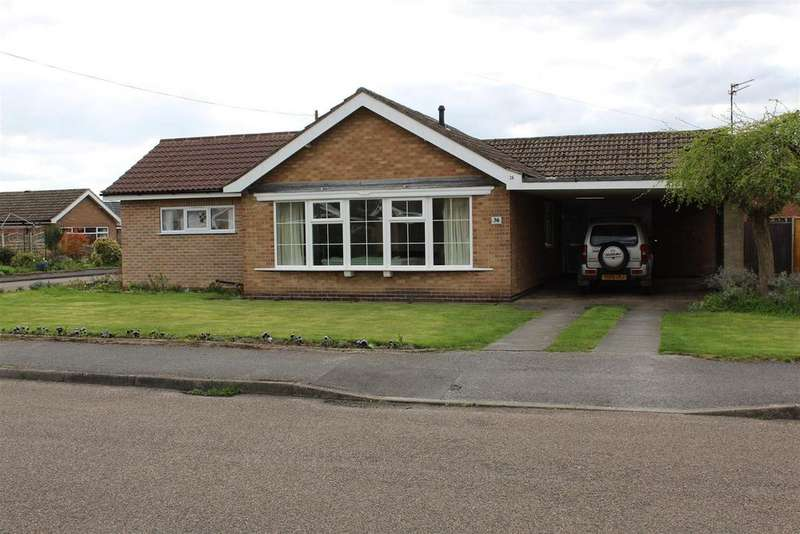 3 Bedrooms Detached Bungalow for sale in The Lawns, Collingham, Newark