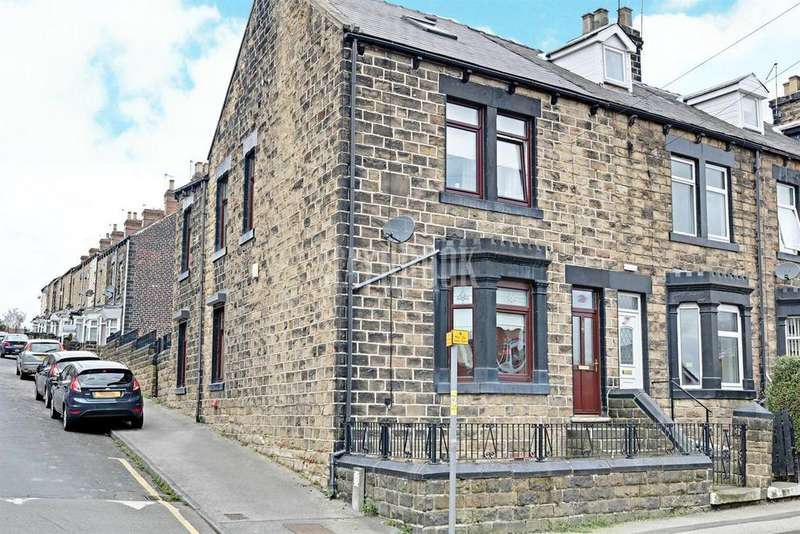 3 Bedrooms End Of Terrace House for sale in Hoyle Mill Road, Barnsley
