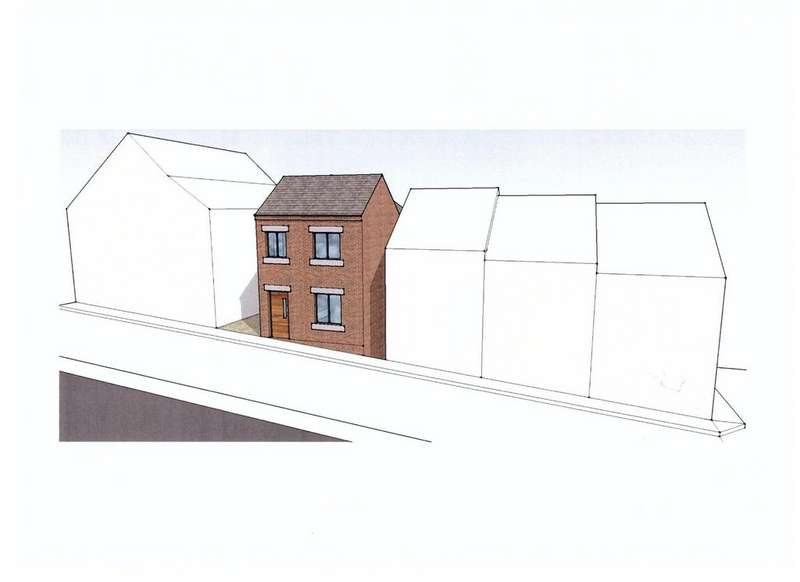 Plot Commercial for sale in Querneby Avenue, Nottingham