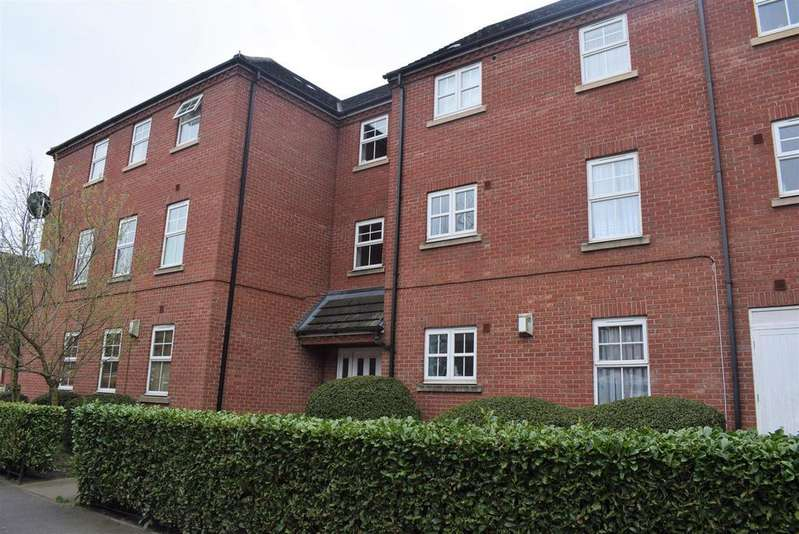 2 Bedrooms Apartment Flat for sale in Marlborough Road, Nuneaton