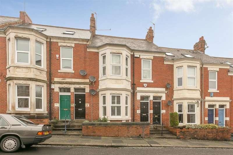 2 Bedrooms Flat for sale in Grosvenor Gardens, Jesmond Vale, Newcastle upon Tyne