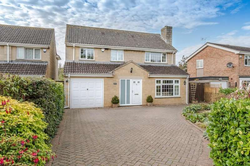 4 Bedrooms Detached House for sale in Sams Lane, Blunsdon