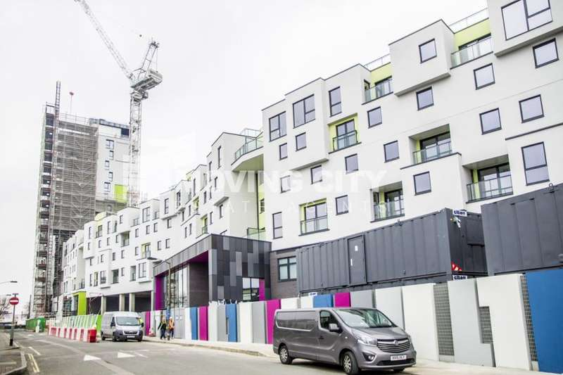 2 Bedrooms Flat for sale in Bermondsey Works, Verney Rd, Bermondsey, SE16