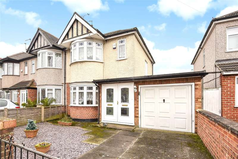2 Bedrooms End Of Terrace House for sale in Tiptree Road, Ruislip, Middlesex, HA4