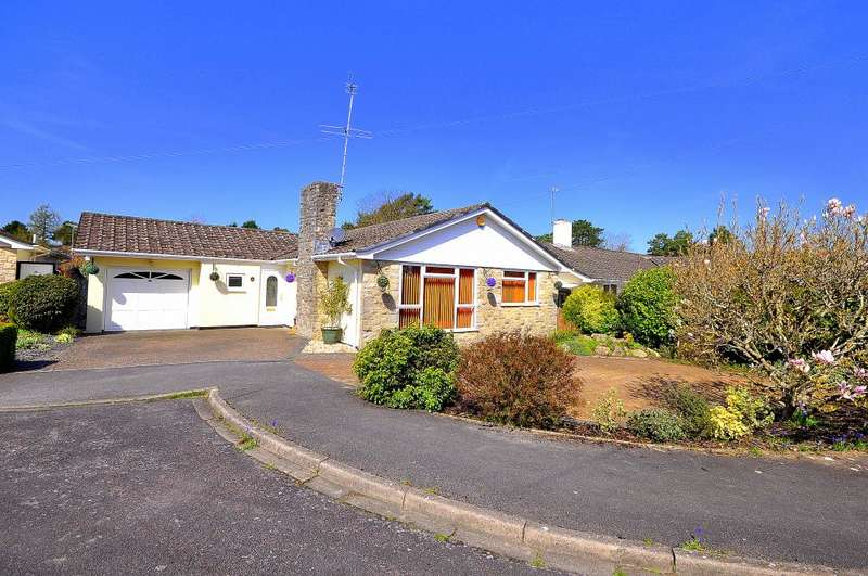 3 Bedrooms Detached Bungalow for sale in Ashley Heath, Ringwood, BH24 2JJ
