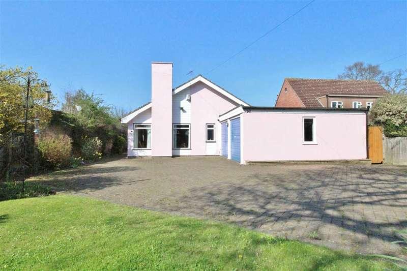 4 Bedrooms Bungalow for sale in Henley Road, Ipswich