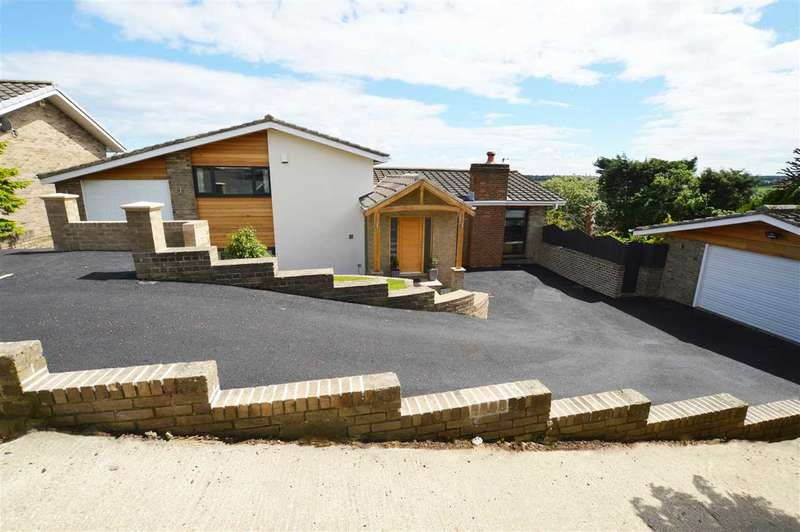 5 Bedrooms Detached House for sale in Alpine Way, Sunderland