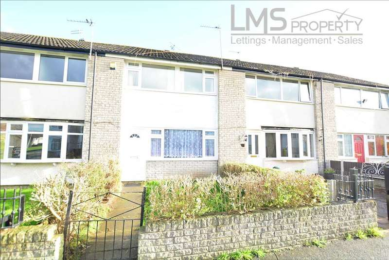 3 Bedrooms Terraced House for sale in Dee Way, Winsford