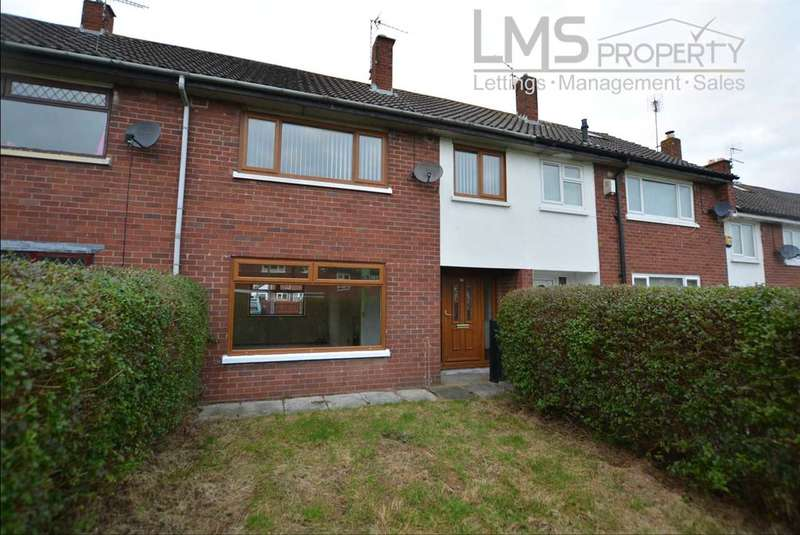 3 Bedrooms Semi Detached House for sale in Abbotts Way, Winsford