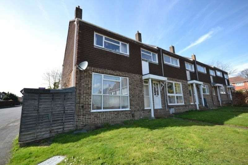 3 Bedrooms End Of Terrace House for sale in Estridge Close, Southampton