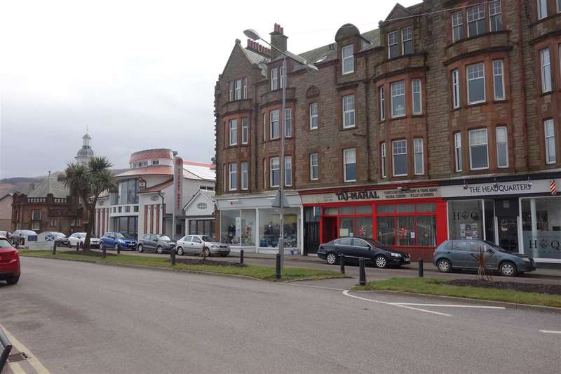 1 Bedroom Flat for sale in Royal Avenue Mansions, 18 Hall Street, Campbeltown