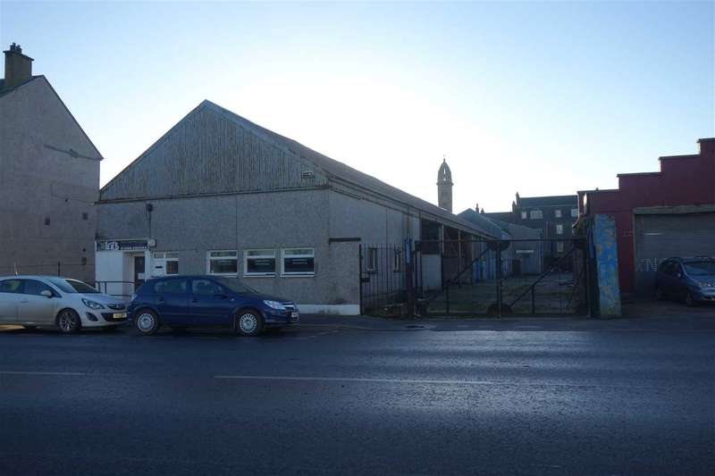 Commercial Property for sale in Units 1-7, Kinloch Road, Campbeltown