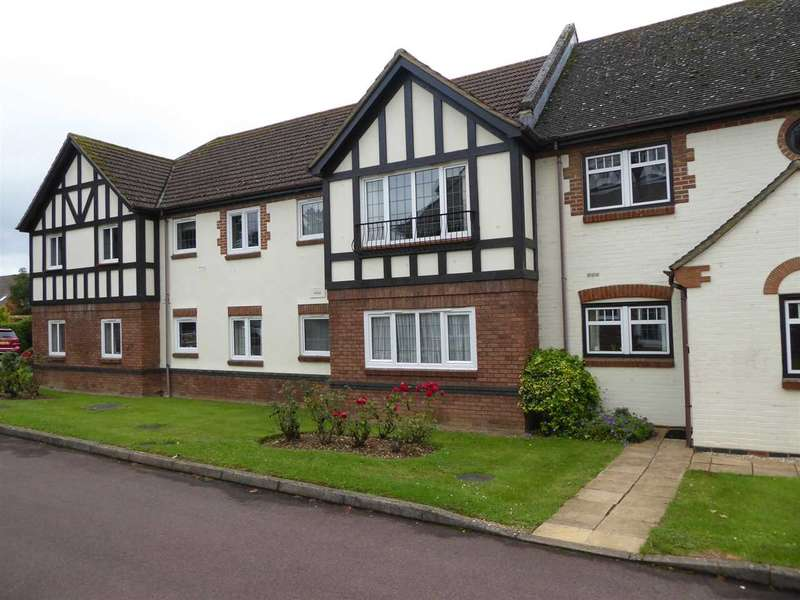 2 Bedrooms Retirement Property for sale in Buckingham Terrace, Pegasus Court, Park Lane, Tilehurst, Reading