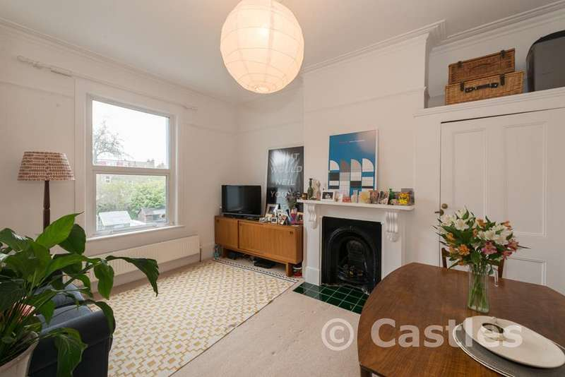 2 Bedrooms Flat for sale in The Avenue, London, N8