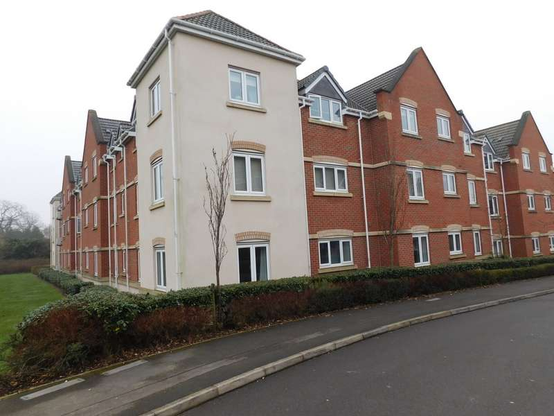 2 Bedrooms Apartment Flat for sale in Trinity Road, Edwinstowe NG21