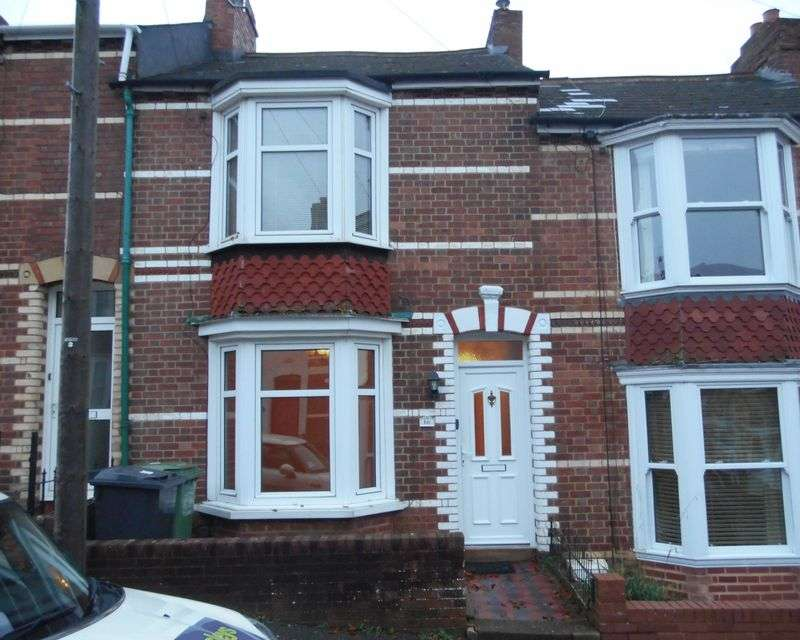 2 Bedrooms Property for sale in St. Leonards Avenue, Exeter