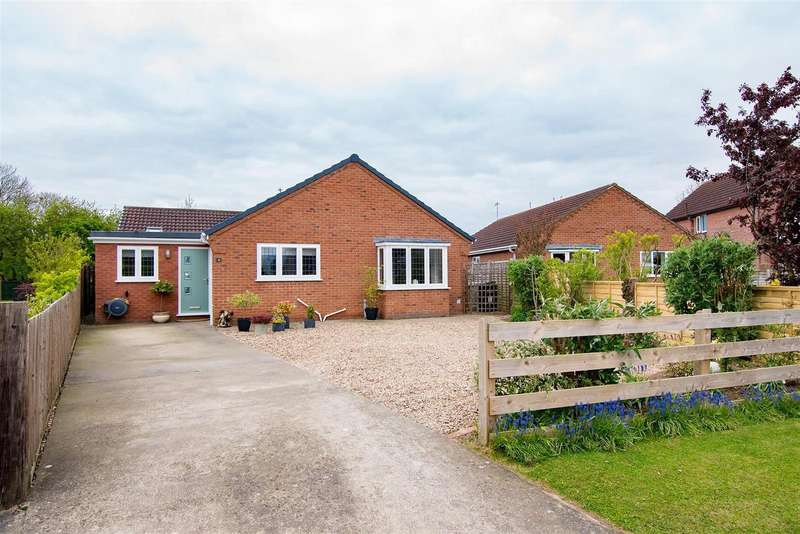 4 Bedrooms Bungalow for sale in Steapas Close, Great Steeping, Spilsby