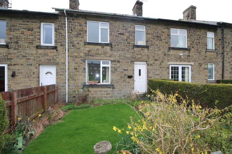 3 Bedrooms Terraced House for sale in Denby Lane Crescent, Grange Moor, Wakefield, WF4