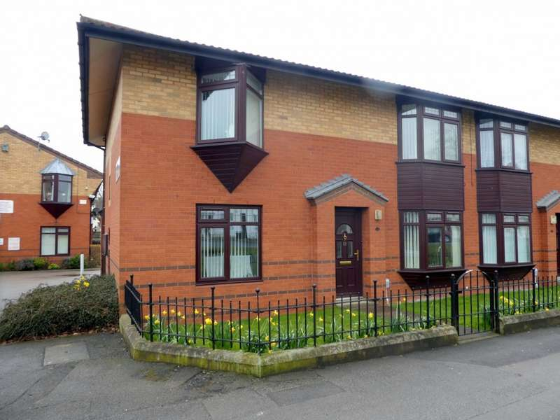 2 Bedrooms Apartment Flat for sale in Staveley Road, Bilton Grange, Hull, HU9