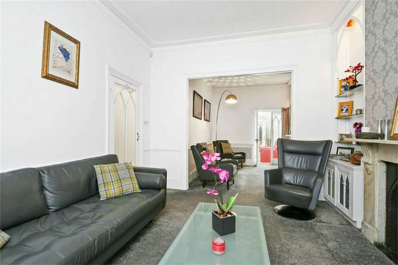 4 Bedrooms Detached House for sale in Macfarlane Road, Shepherds Bush
