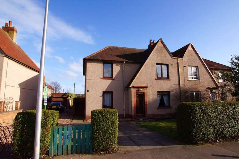 2 Bedrooms Flat for sale in Hawthorn Street, Methil, Leven, KY8
