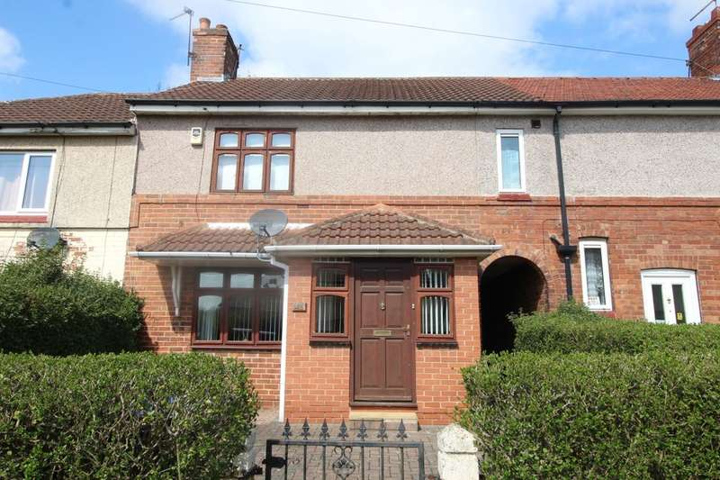 3 Bedrooms Terraced House for sale in Aldam Road, Balby, Doncaster, DN4