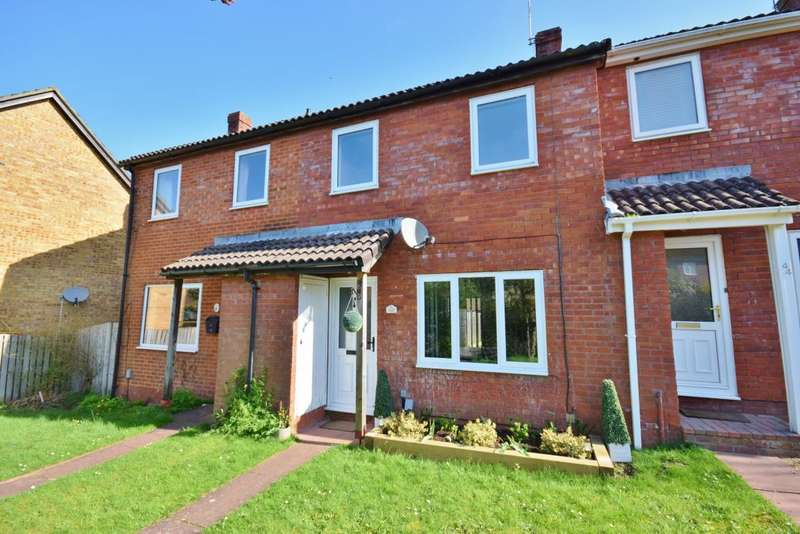 3 Bedrooms Terraced House for sale in Strawberry Fields, Basingstoke, RG22