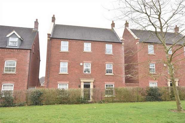 6 Bedrooms Detached House for sale in Allington Avenue, Lichfield, Staffordshire