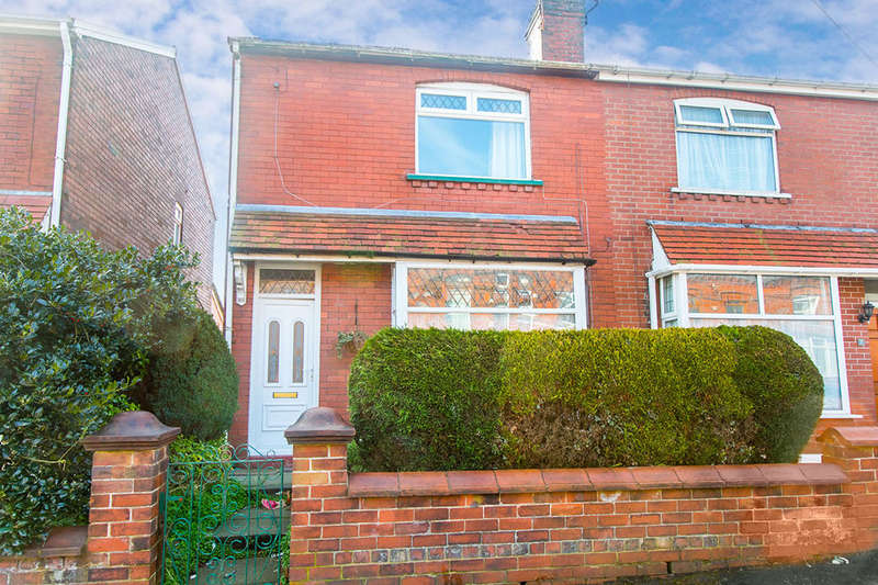 2 Bedrooms Semi Detached House for sale in Waverley Road, Bolton, BL1
