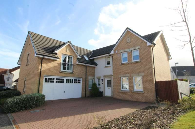 5 Bedrooms Detached House for rent in Fitzroy Grove, East Kilbride, Glasgow, G74