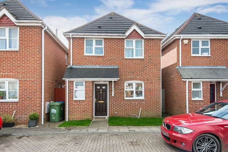 3 Bedrooms Detached House for sale in Whithedwood Avenue, Shirley, Southampton, SO15