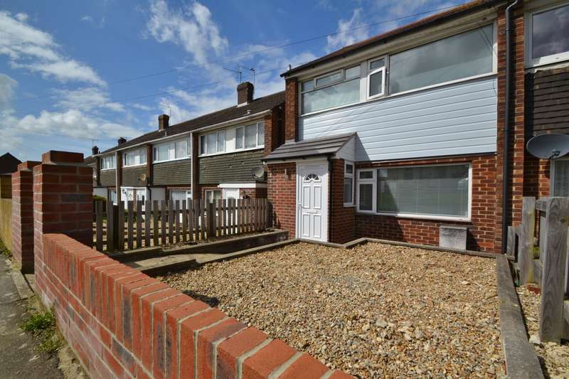 3 Bedrooms Terraced House for sale in Sholing