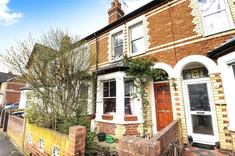 2 Bedrooms Terraced House for sale in Cholmeley Road, Reading, Berkshire, RG1
